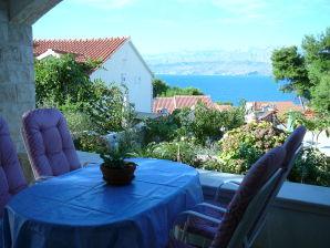 Ferienwohnungen HAUS FANITA - Insel Brac- Postira