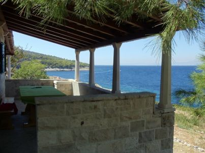Robinsonhaus FRANE Insel Brac