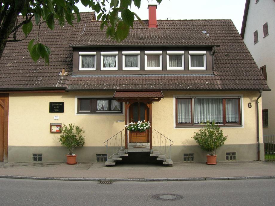 Ferienhaus an der Bühler