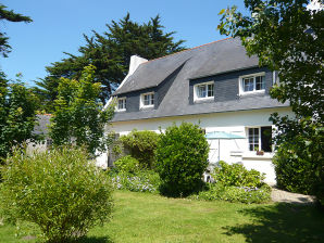 Villa in der Bretagne