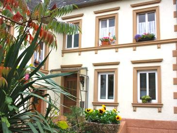 Ferienhaus Winzerhaus in der Poststraße