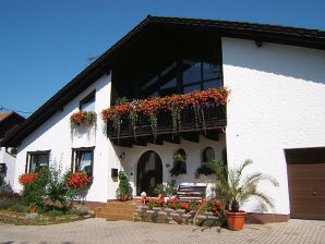 Holiday apartment Haus-Waldesruh