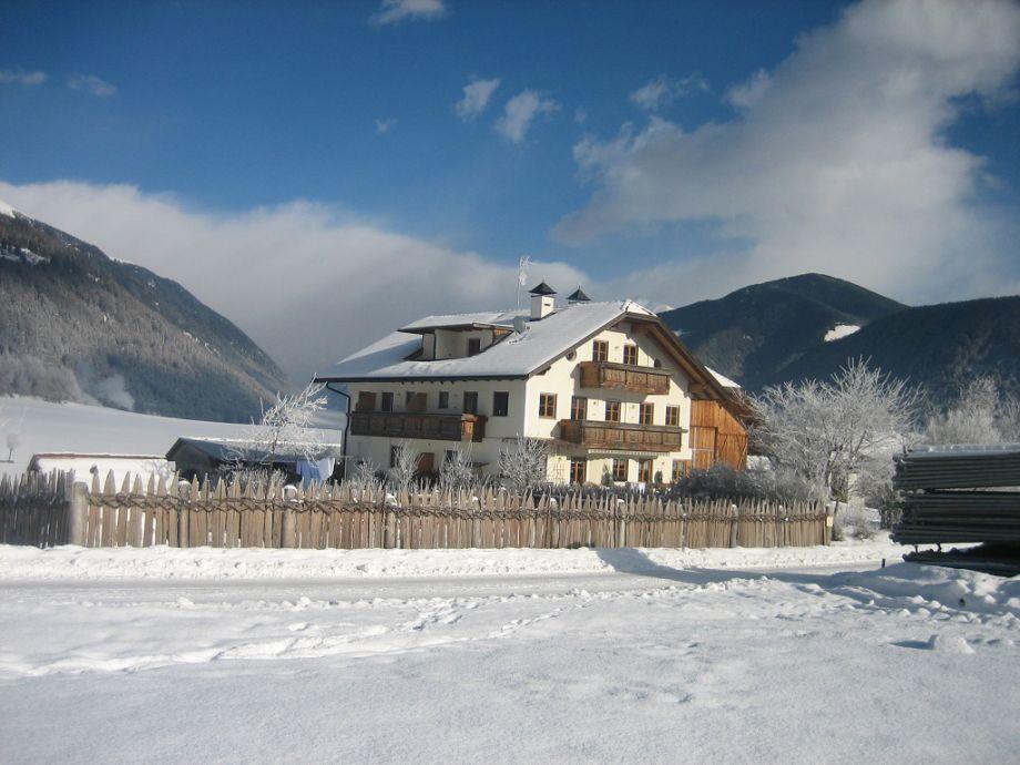 Winter am Färberhof