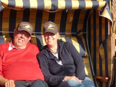 Ihr Gastgeber Pamela und Rolf Koch