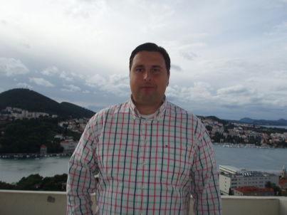 Your host Niksa Gojan