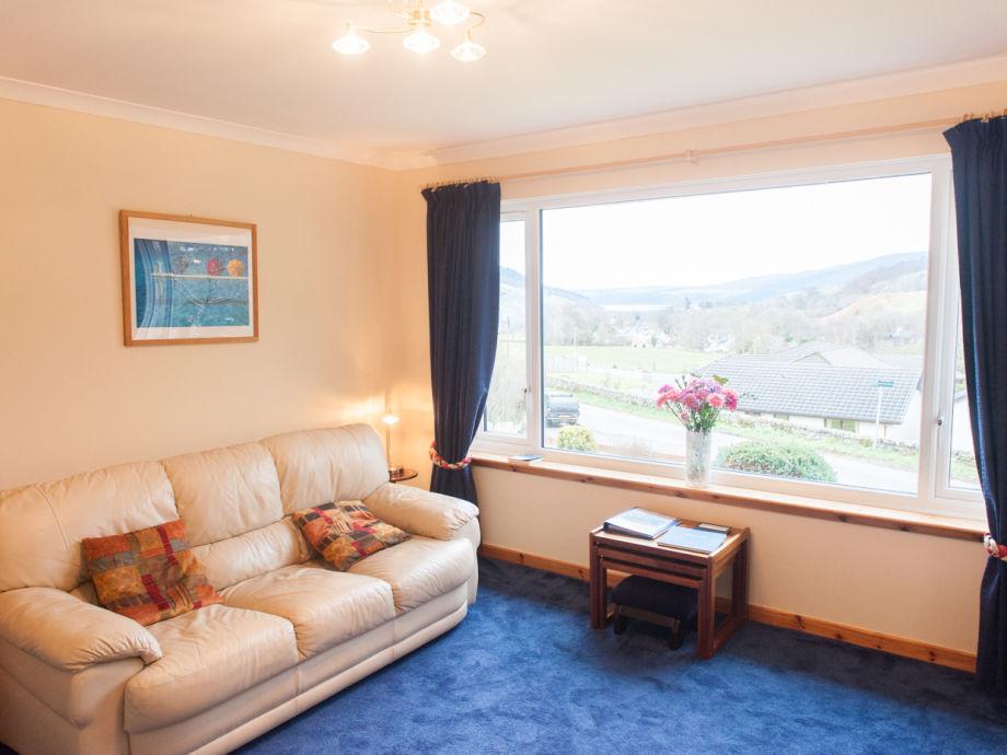 Ausstattung Rillan - Loch Ness Ferienhaus