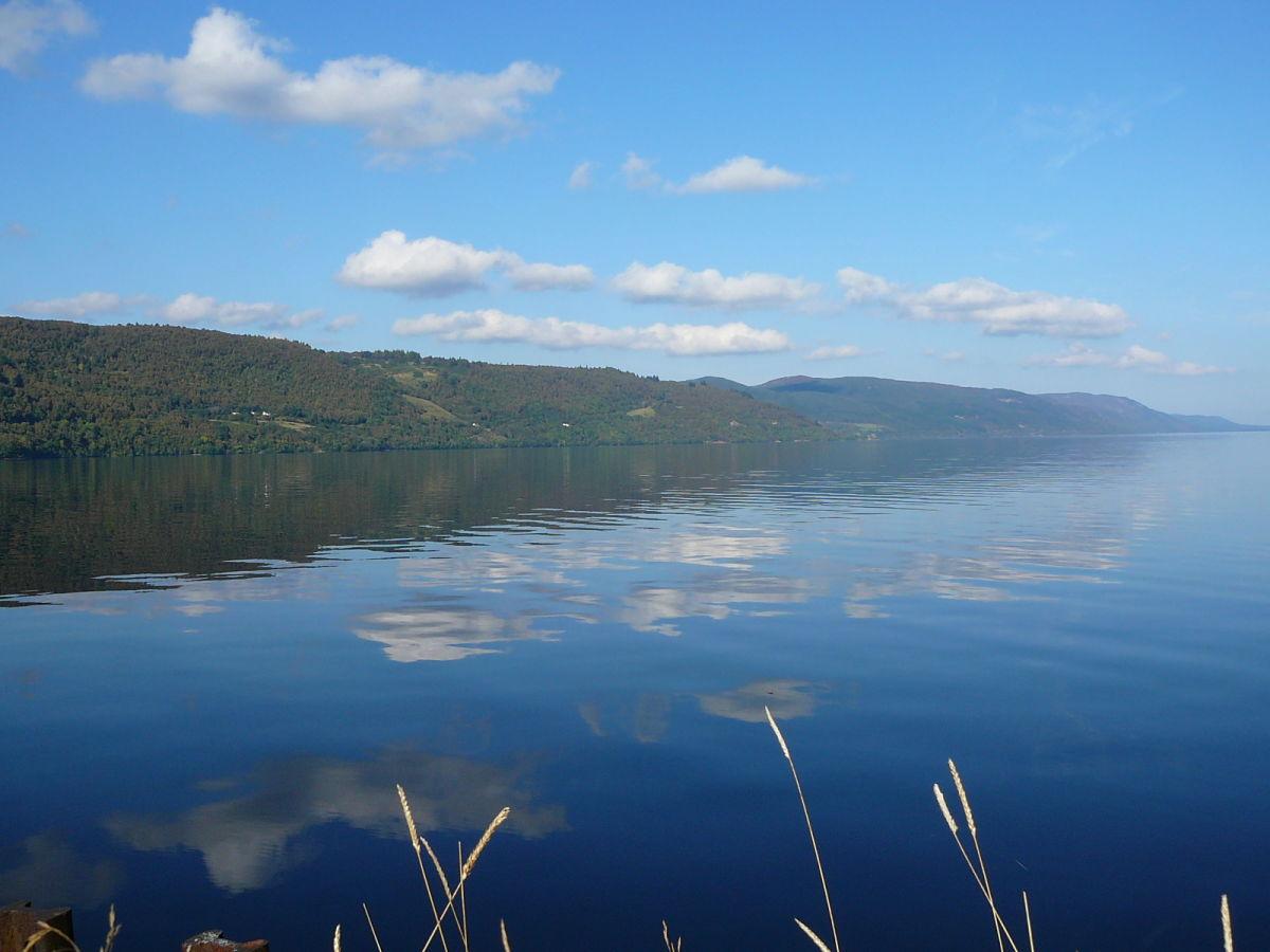 Landhaus Hazelgrove Cottage Schottland Loch Ness Firma