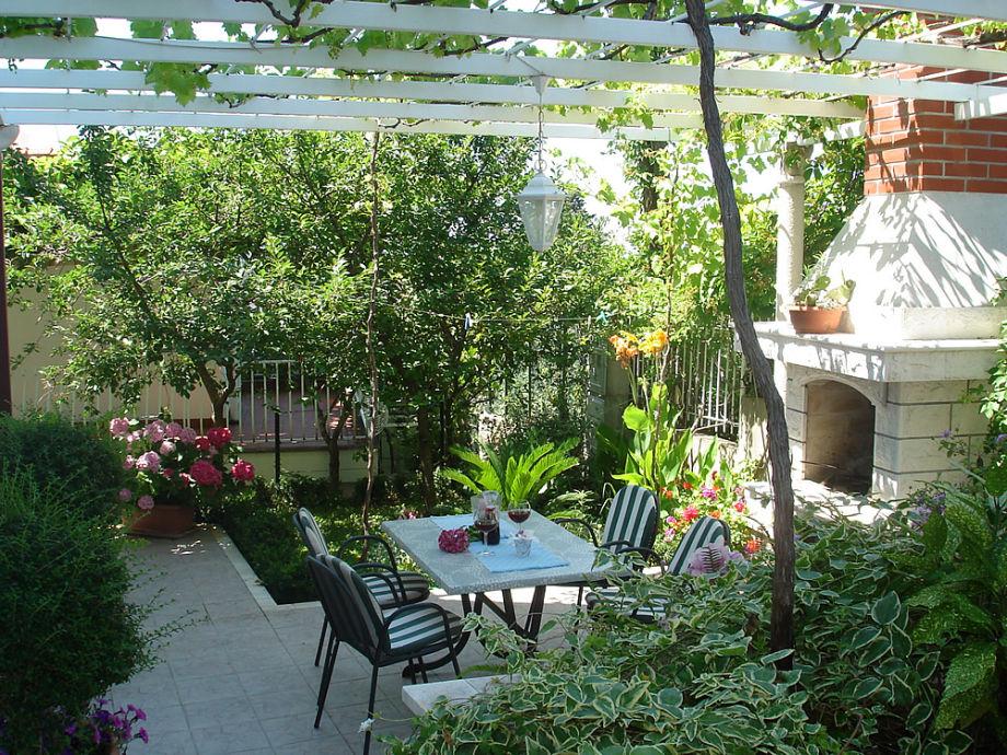 Terace/garden/berbecue