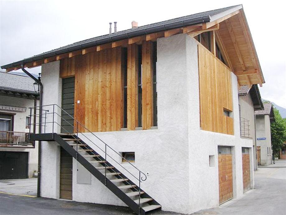 "Unser Haus  : ""La Grange"""
