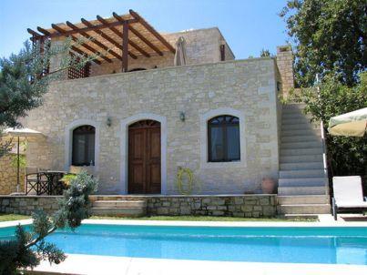Villa Sifina mit großem Pool