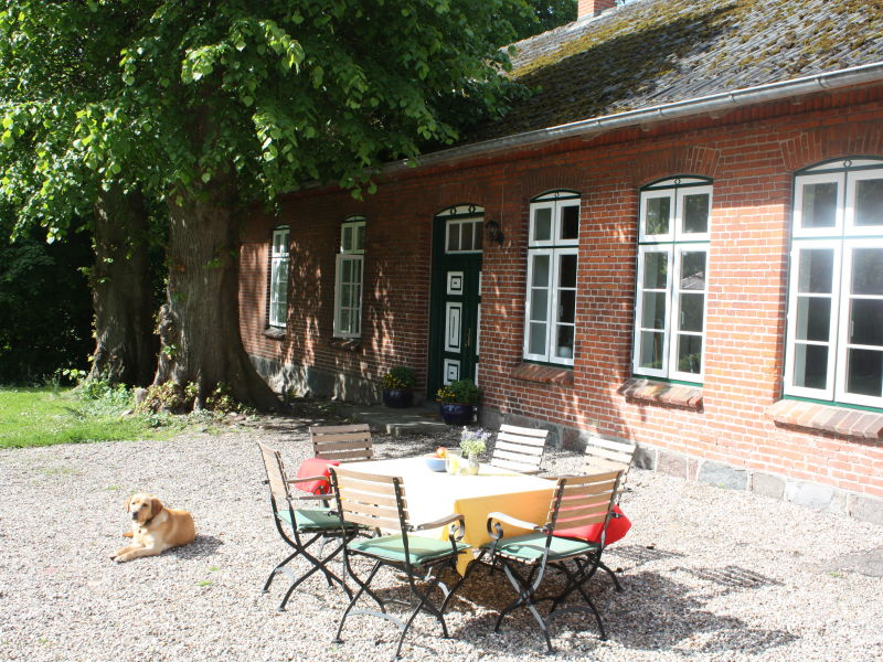 Ferienhaus Kutscherhaus Gut Ohrfeld