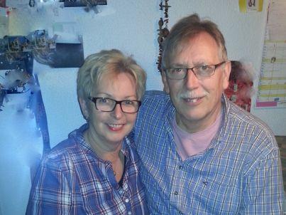 Ihr Gastgeber Gisela und Friedhelm Merks