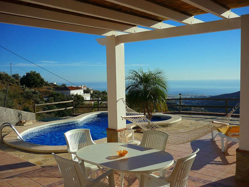 Villa Buena Vista, Komfortferienhaus mit Traumblick