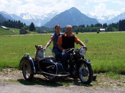 Ihr Gastgeber Markus und Gudrun Steiner