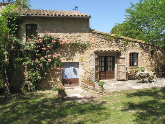 Ferienhaus can fabrica pla de l estany frau marta casanovas for Casas de campo con encanto