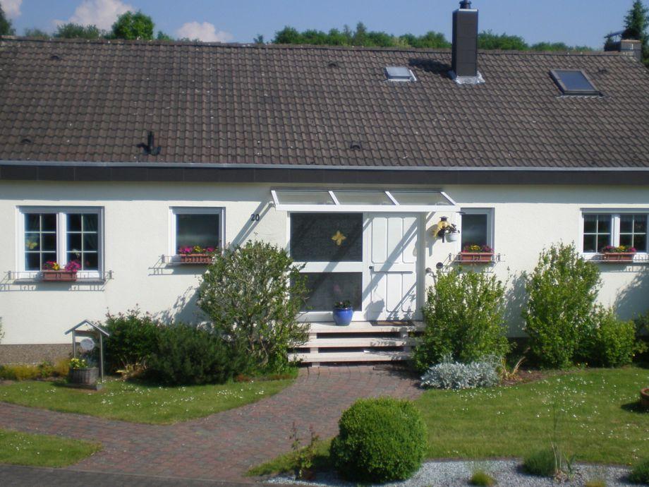 Außenaufnahme Haus Marianne