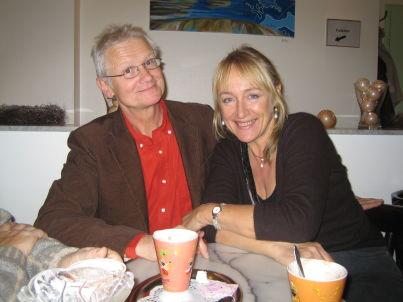 Ihr Gastgeber Linda & Wolfgang Piegeler (Deutsch/Englische Gastgeber)
