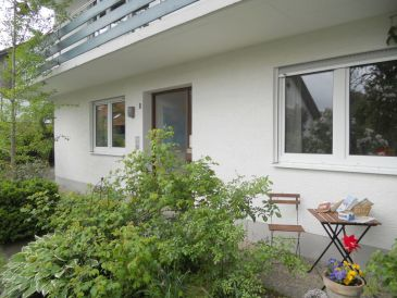 Holiday apartment Rest & Reading in a Bavarian Health Resort