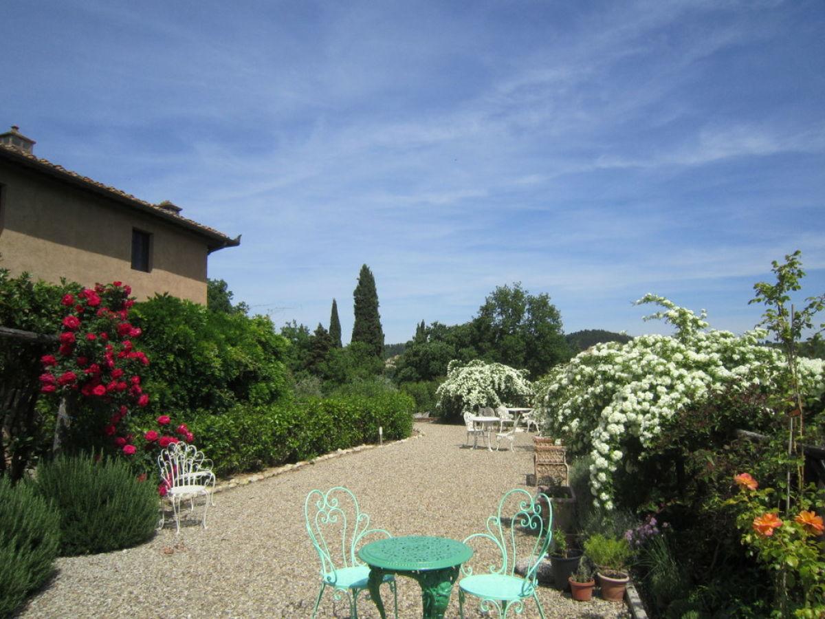 Ferienhaus Chianti Florenz Toskana im Kulturdreieck Pisa