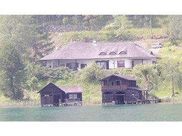 Ferienwohnung Direkt am See gelegen