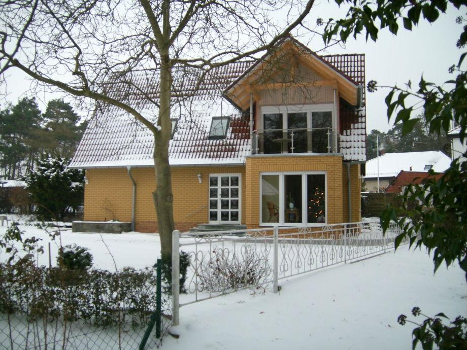 """Ferienhaus """"Dorle"""" im Winter"""