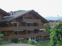 "Holiday apartment 2 - 4 beds in the  ""Berner Oberland"""