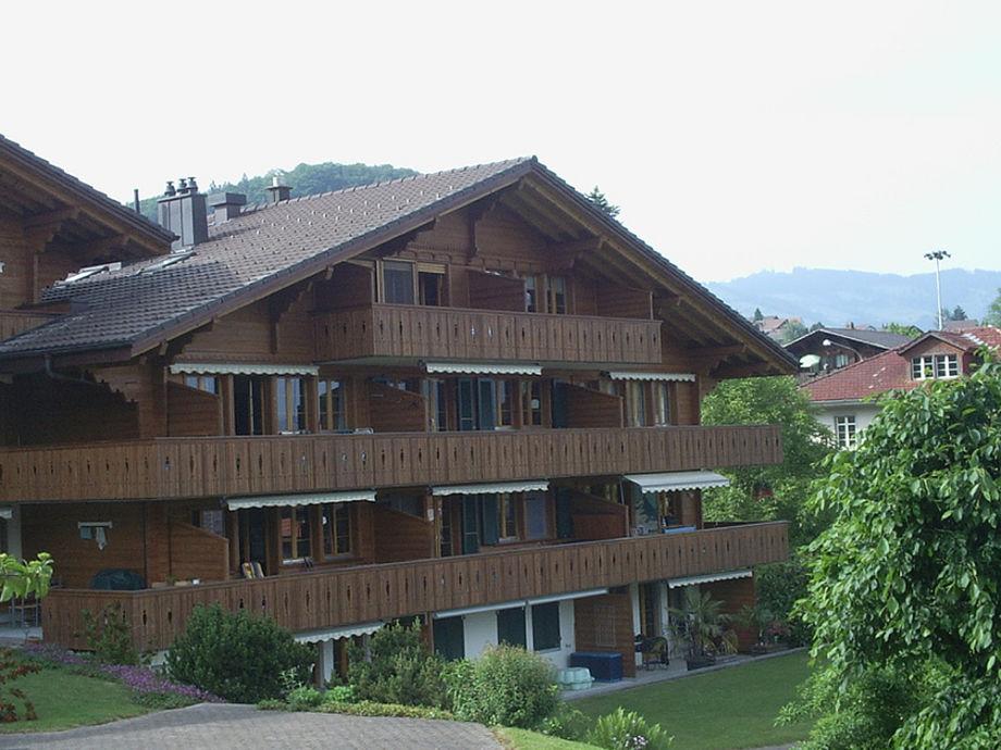 Ferienwohnung 2 - 4 Betten im Berner Oberland