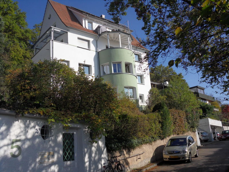 Holiday apartment Epple in Tübingen at the Neckar