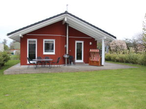 Ferienhaus Drejby mit Wasserblick