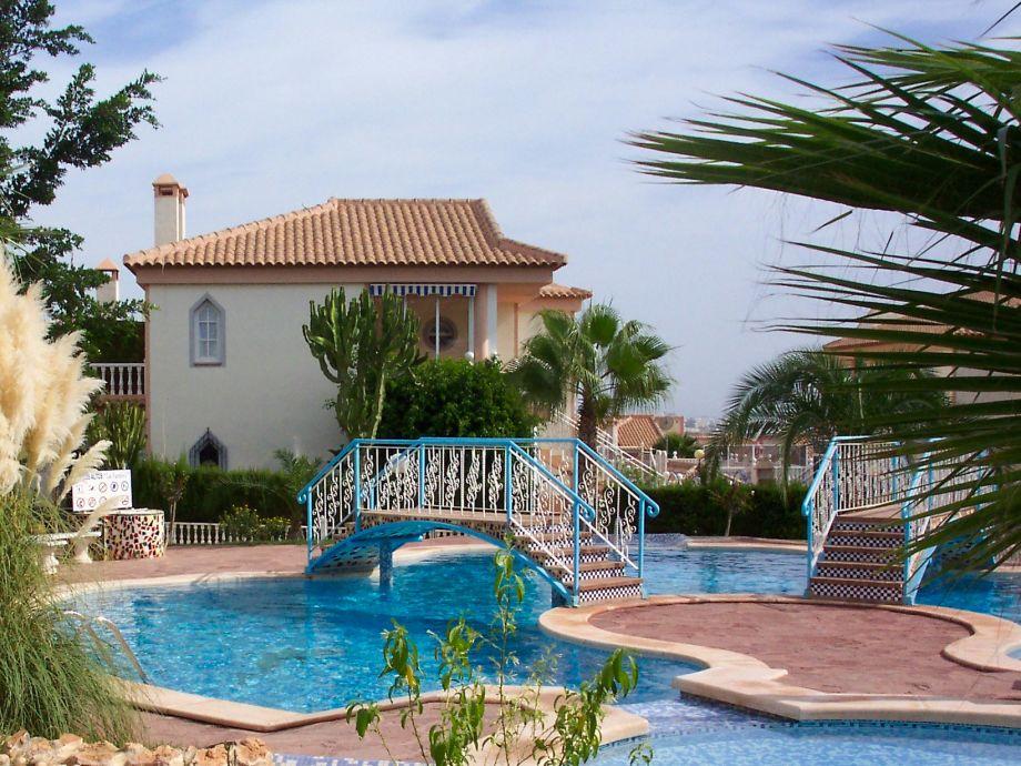 Pool in Las Fuentes
