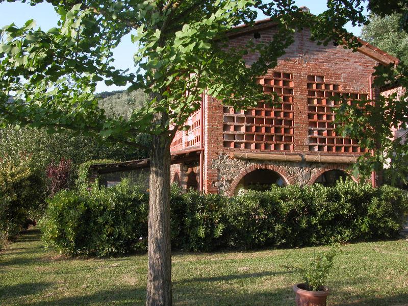 """Ferienhaus """"Il Fienile"""" zwischen Florenz und Lucca"""