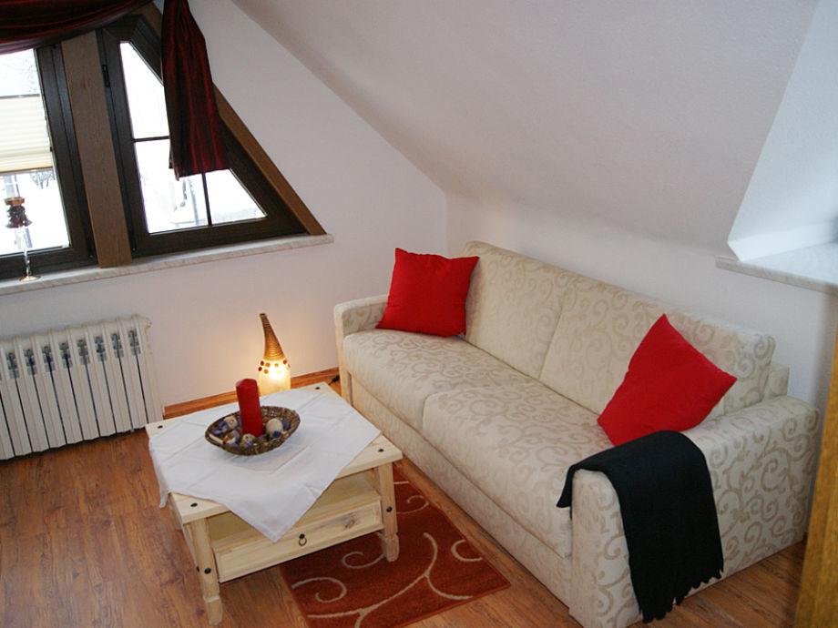 Wohnzimmer De Luxe mit Kaminzimmer (Nr. 3.
