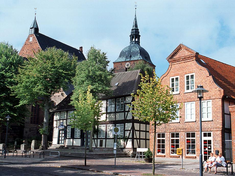 Ferienwohnung Fehmarn-Schroeder Lotsenweg 10, Burg auf ...