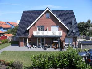 Ferienwohnung Fehmarn-Schroeder Lotsenweg 10