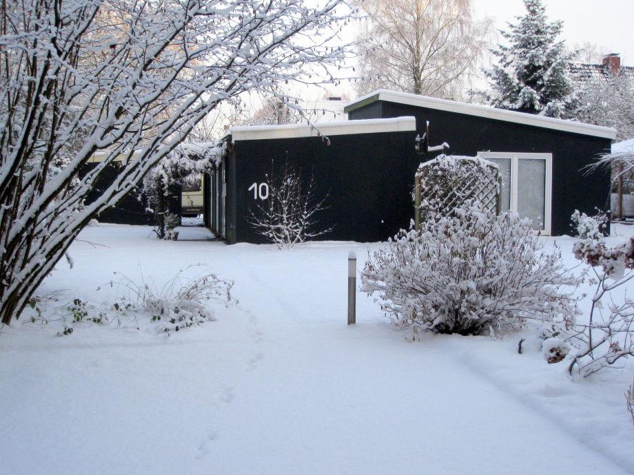 Winteransicht (Westseite)