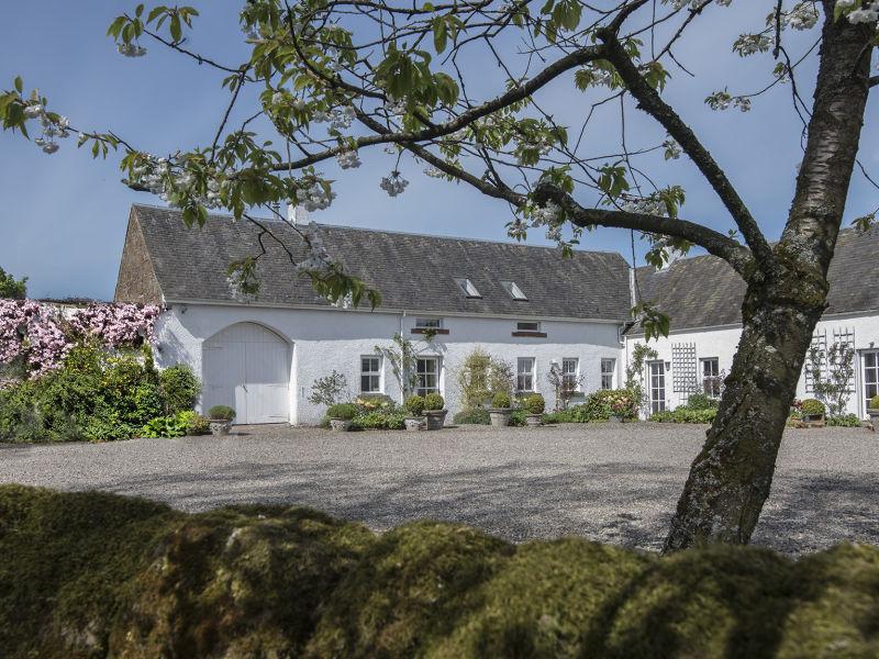 Ferienwohnung - Thorntree Barn Country Cottage