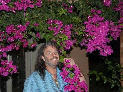 Your host Siegfried Kollmannsberger