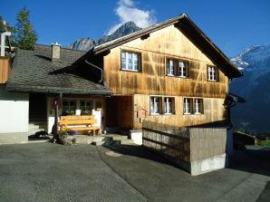 Ferienwohnung Chalet Bergscheuer