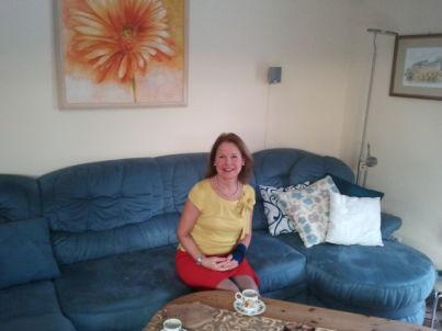Your host Mathilde Hissenkemper-Melsheimer