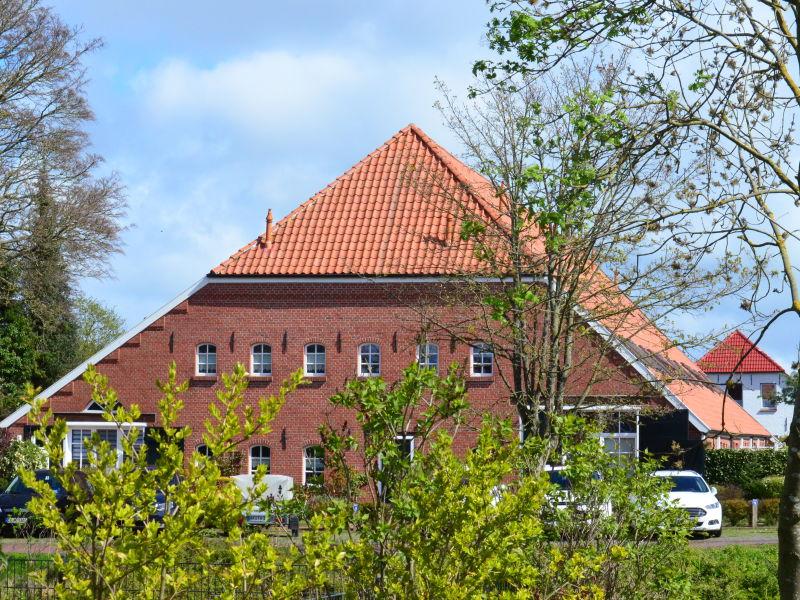 Holiday apartment auf dem Alten Gulfhof