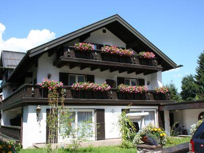 Einraumwohnung im Appartementhaus Sonnenheim