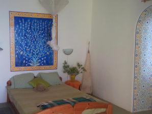 Eco holiday house on Filicudi