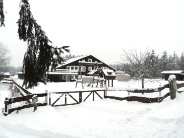"""Horse farm - horse-back riding and vacation park """"Tannenhof"""""""