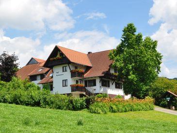 Ferienwohnung Ahornbaum auf dem Obsthof Isenmann