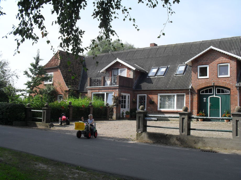 Ferienhof Denker - Hofansicht -