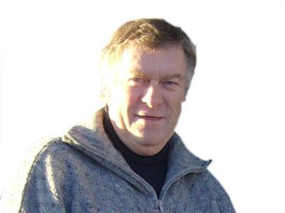 Ihr Gastgeber Axel Meyer