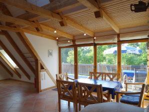 Ferienwohnung Sorgenlos - Luxus Dachgeschoss