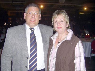 Ihr Gastgeber Bernd und Erika Thome