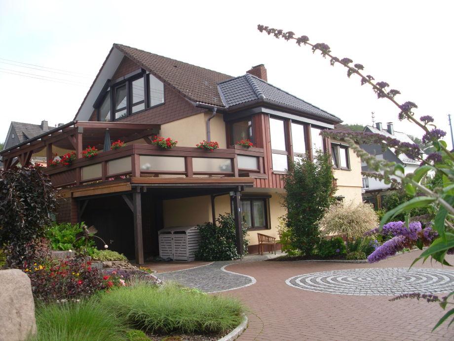 Haus mit Fewo Südwest