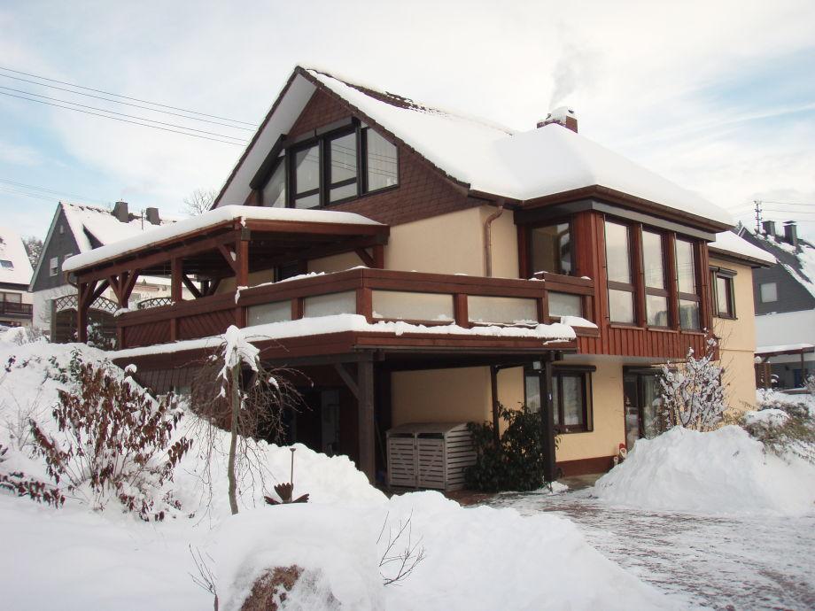 Haus mit Fewo Süd-West